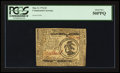 Colonial Notes:Continental Congress Issues, Continental Currency May 9, 1776 $3 PCGS About New 50PPQ.. ...