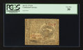 Colonial Notes:Continental Congress Issues, Continental Currency July 22, 1776 $4 PCGS Very Fine 30.. ...