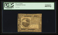Colonial Notes:Continental Congress Issues, Benjamin Levy Signed Continental Currency November 2, 1776 $6 PCGSExtremely Fine 40PPQ.. ...