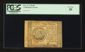 Colonial Notes:Continental Congress Issues, Continental Currency September 26, 1778 $50 PCGS Very Fine 20.. ...