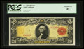 Large Size:Gold Certificates, Fr. 1180 $20 1905 Gold Certificate PCGS Extremely Fine 45.. ...