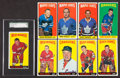 Hockey Cards:Lots, 1964-65 Topps Hockey Collection (53 cards). ...