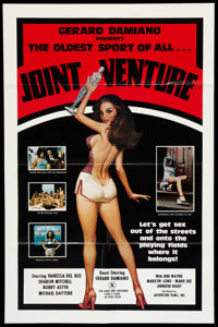 Joint Venture and Other Adult Film One Sheet Posters Group of 5 (Various, 1977-82).... (Total: 5 Items)