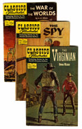 Silver Age (1956-1969):Classics Illustrated, Classics Illustrated Group (Gilberton, 1960s) Condition: AverageVG.... (Total: 23 Comic Books)