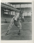 """Autographs:Photos, """"Sad"""" Sam Jones Signed Photograph. After coming over from the Negro Leagues in the early 1950s Sam Jones made his way to th..."""