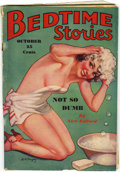 Magazines:Miscellaneous, Bedtime Stories V3#12 (Detinuer Publishing Co., 1935) Condition:GD....