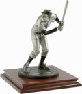 Autographs:Others, Stan Musial Signed Artist Proof Gartlan Statue. Stan the Man'sunique stance at the plate has been captured here with this ...