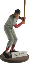 Autographs:Others, Stan Musial Signed Artist Proof Gartlan Statue. The Hall of Fameslugger Stan Musial's likeness has been captured superbly ...
