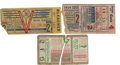 Baseball Collectibles:Tickets, 1935-42 World Series Ticket Stubs Lot of 3. Nice collection ofWorld Series ticket stubs represents the Fall Classic played ...