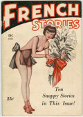 Magazines:Miscellaneous, French Stories #nn (French Stories, 1935) Condition: ApparentVG....