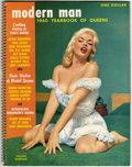Magazines:Miscellaneous, Modern Man Yearbook Volume #19 (Modern Man, 1960) Condition:FN/VF....