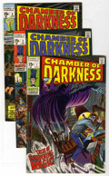 Bronze Age (1970-1979):Horror, Chamber of Darkness #1-8 Group (Marvel, 1969-70) Condition: AverageVF+.... (Total: 9)