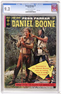 Silver Age (1956-1969):Adventure, Daniel Boone #1 (Gold Key, 1965) CGC NM- 9.2 Off-white to white pages. ...