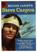 Silver Age (1956-1969):Adventure, Four Color #1033 Steve Canyon - Fie Copy (Dell, 1959) Condition: VF+....