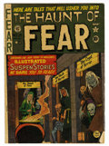 Golden Age (1938-1955):Horror, Haunt of Fear 17 (#3) (EC, 1950) Condition: VG....