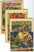 Golden Age (1938-1955):Miscellaneous, Miscellaneous Golden Age Coverless Comics Group (Various, 1950s) .... (Total: 23)