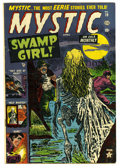 Golden Age (1938-1955):Horror, Mystic #19 (Atlas, 1953) Condition: VG-....