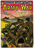"Golden Age (1938-1955):War, Our Army at War #3 Davis Crippen (""D"" Copy) pedigree (DC, 1952)Condition: VG+...."