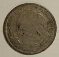 Mexico, Mexico: Republic Cap and Rays 8 Reales 1844/34 Do-RM,...