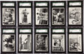 "Non-Sport Cards:Sets, 1966 Topps ""Superman"" High Grade Complete Set (66). ..."