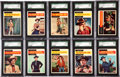 "Non-Sport Cards:Sets, 1958 Topps ""T.V. Westerns"" High Grade Complete Set (71). ..."