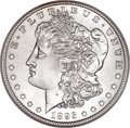 Morgan Dollars, 1893-S $1 MS64 NGC....