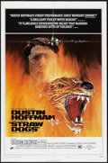 """Movie Posters:Crime, Straw Dogs (Cinerama, 1972). One Sheet (27"""" X 41"""") Style D. Crime.. ..."""