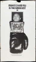 "Movie Posters:Sports, Muhammad Ali, The Greatest (Grove Press, 1969). Poster (30"" X 52.5""). Sports.. ..."