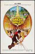 "Movie Posters:Musical, The Great Waltz (MGM, 1972). One Sheet (27"" X 41""). Musical.. ..."