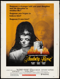 """Audrey Rose Lot (United Artists, 1977). Posters (2) (30"""" X 40""""). Thriller. ... (Total: 2 Items)"""