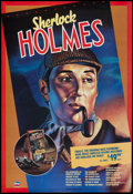 """Movie Posters:Mystery, Sherlock Holmes Poster (CBS/Fox, 1988). Video Posters (4) (26"""" X38""""). Mystery.. ... (Total: 4 Items)"""