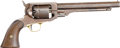Military & Patriotic:Civil War, Martially Marked Whitney Civil War .36 Caliber Percussion Navy Revolver....
