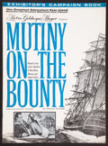"Movie Posters:Adventure, Mutiny on the Bounty (MGM, 1962). Pressbook (18 Pages, 14"" X 19"").Adventure.. ..."