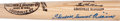 Baseball Collectibles:Bats, Theodore Samuel Williams ( Ted Williams) Signed Bat....