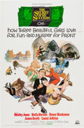 Memorabilia:Poster, The Secret of My Success Movie Poster Illustrated by FrankFrazetta (MGM, 1965)....