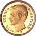 German States:Bavaria, German States: Bavaria. Otto gold Proof 10 Mark 1903-D,...