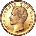 German States:Bavaria, German States: Bavaria. Otto gold Proof 20 Mark 1895-D,...