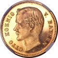 German States:Bavaria, German States: Bavaria. Otto gold Proof 10 Mark 1910-D,...
