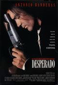 "Movie Posters:Action, Desperado (Columbia, 1995). One Sheet (27"" X 40"") DS. Action.. ..."
