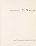 Books:Art & Architecture, Robert Schmutzler. Art Nouveau. New York: Harry N. Abrams, [1962]. First edition. Quarto. 322 pages. Profusely illus...