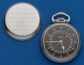 Timepieces:Pocket (post 1900), Hamilton 22 Jewel Grade 4992B. ...
