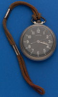 Timepieces:Pocket (post 1900), Hamilton 12 Hour Dial Grade 4992B. ...