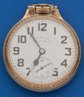 Timepieces:Pocket (post 1900), Hamilton 21 Jewel Grade 992B. ...