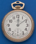 Timepieces:Pocket (post 1900), Ball 21 Jewel Grade 999B Official Standard. ...