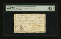Colonial Notes:South Carolina, South Carolina February 8, 1779 $80 PMG Choice Extremely Fine 45EPQ.. ...