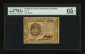 Colonial Notes:Continental Congress Issues, Continental Currency May 9, 1776 $7 PMG Gem Uncirculated 65 EPQ.....