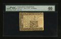 Colonial Notes:Connecticut, Connecticut June 1, 1773 10s PMG Extremely Fine 40.. ...