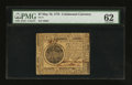 Colonial Notes:Continental Congress Issues, Continental Currency May 10, 1775 $7 PMG Uncirculated 62.. ...
