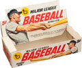 Baseball Cards:Other, 1967 Topps Baseball 5-Cent Display Box (Empty). ...