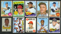 Baseball Cards:Lots, 1960's Topps Baseball Superstars and Hall of Famers Collection (27)With '68 Mantle. ...